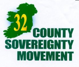 Символика легального крыла Real IRA